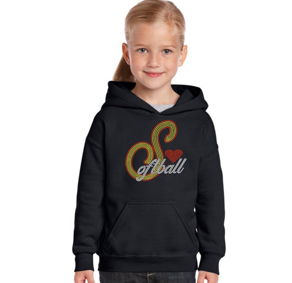 Heavy Blend™ Youth Pullover Hooded Sweatshirt-s