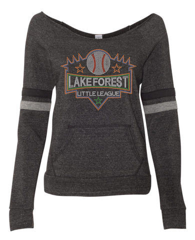 Eco-Fleece Women's Maniac Sport Sweatshirt-LFAS