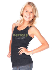 Little Girls Rib Tank-R