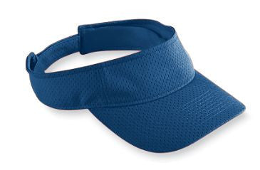 Solid Athletic Mesh Visor