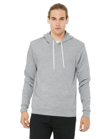 Bella + Canvas - Unisex Hooded Pullover Sweatshirt-REIMS Sciences