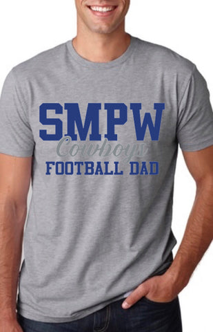 Adult Vintage Fine Jersey Tee-SMPW