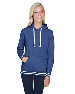 Relay Women's Hooded Pullover Sweatshirt-TH