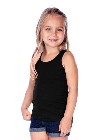 Girls/Juniors Beater Rib Tank-TGT