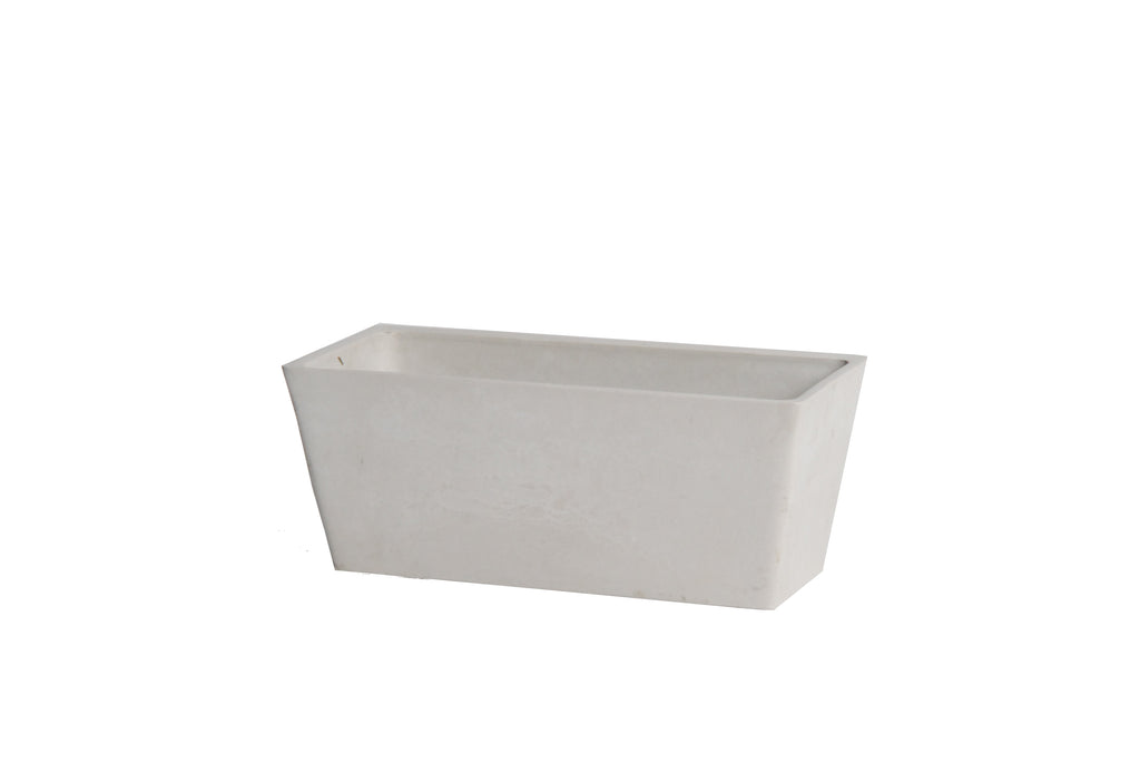 D&M SURPRISE rectangular planter