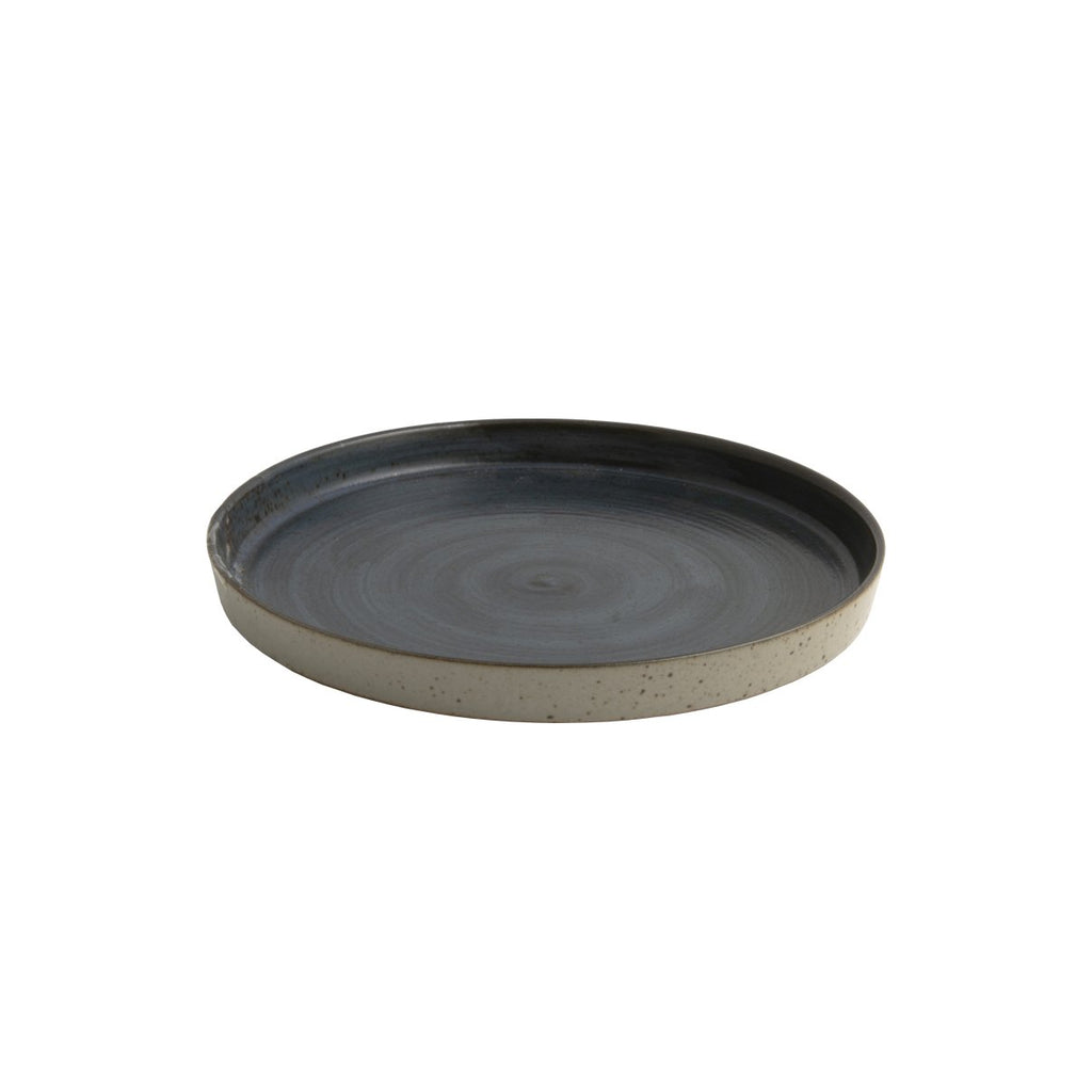 Set of 4 plates diameter 20cm - LEA