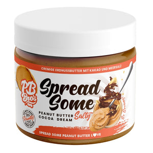 PB Bro's Spread Some Peanut Butter Salty Cocoa Dream