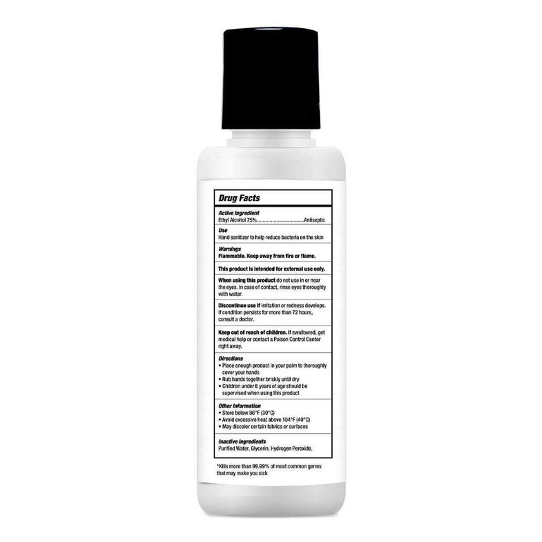 Advanced Hand Sanitizer - 4 oz