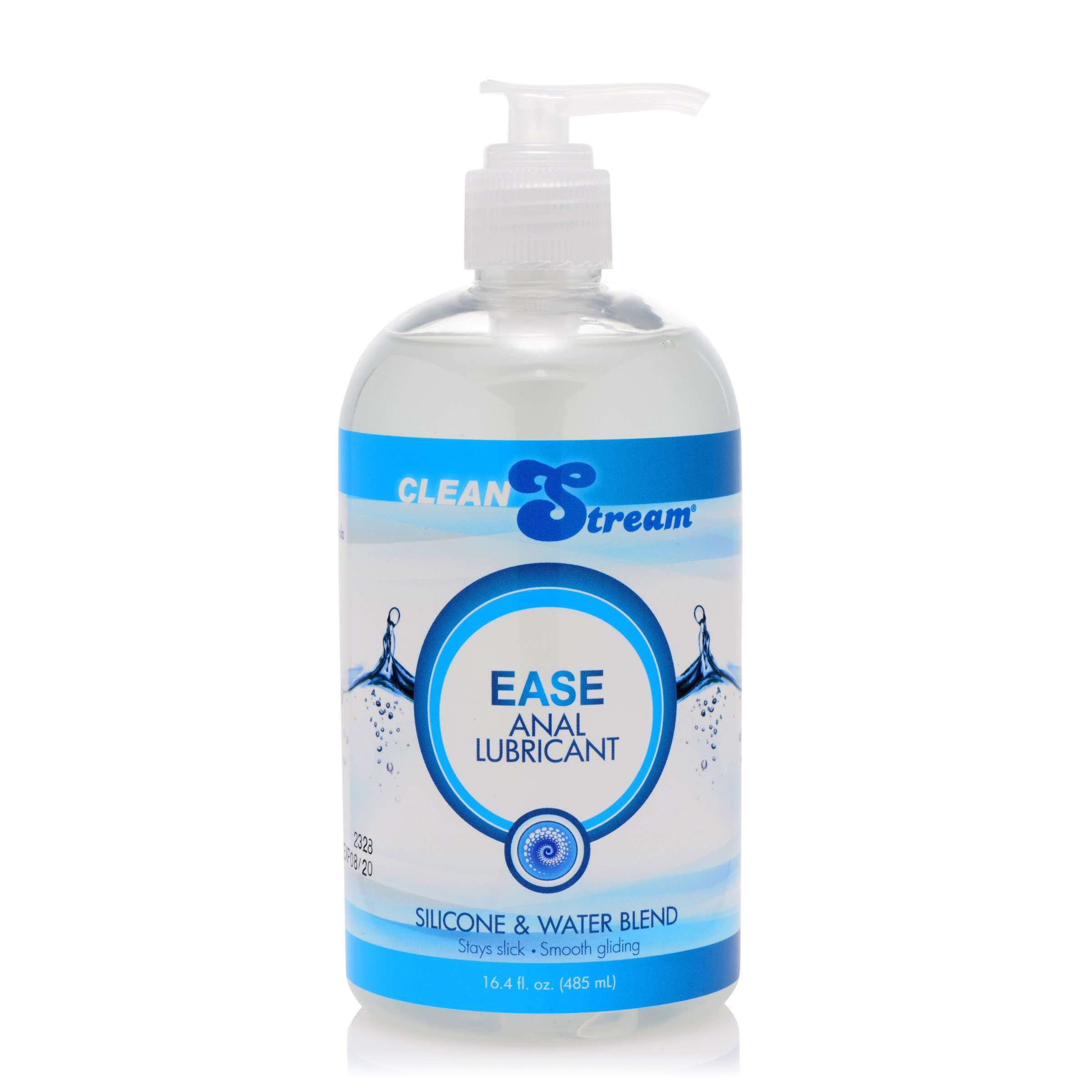 CleanStream Ease Hybrid Anal Lubricant 16.4 oz