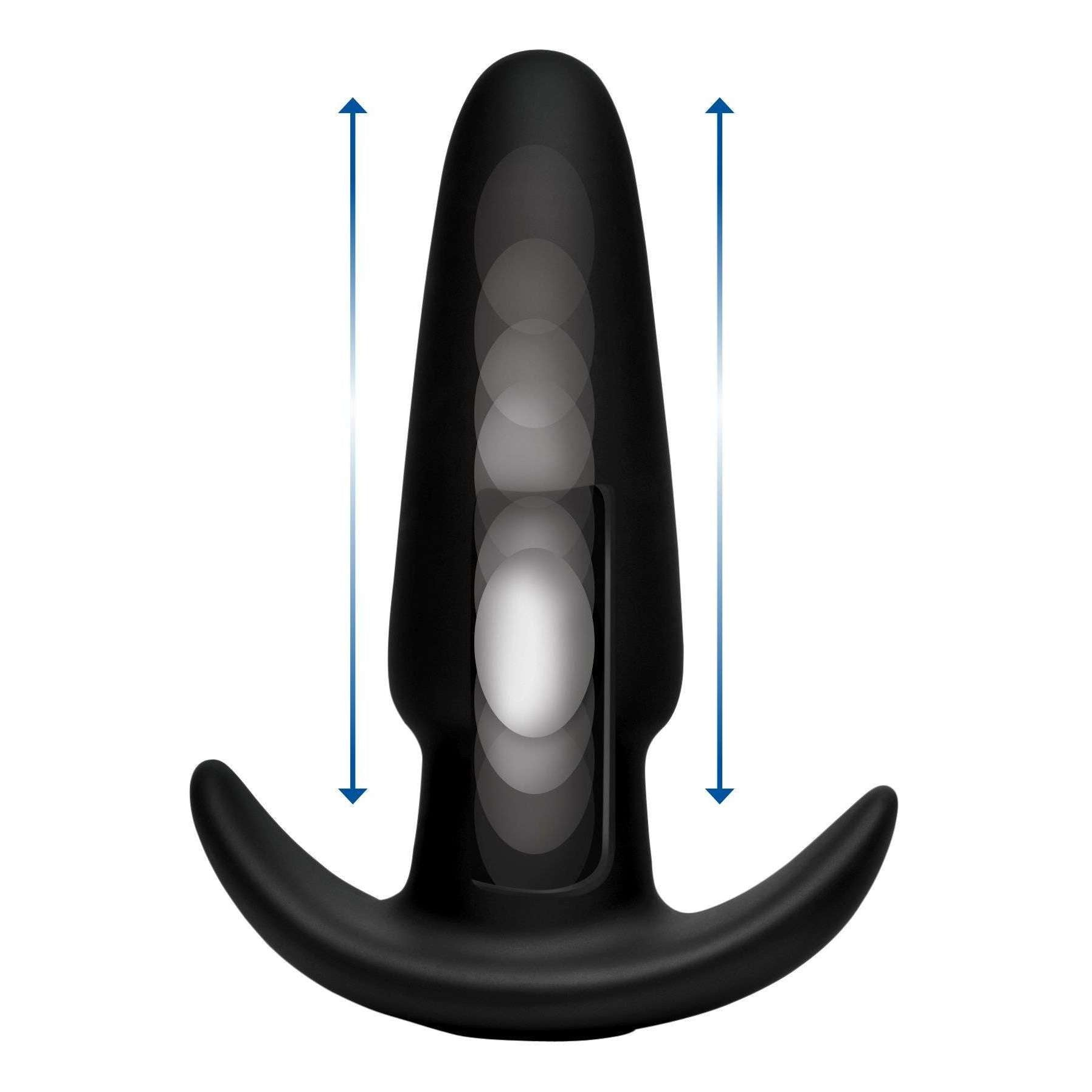 Kinetic Thumping 7X Medium Anal Plug