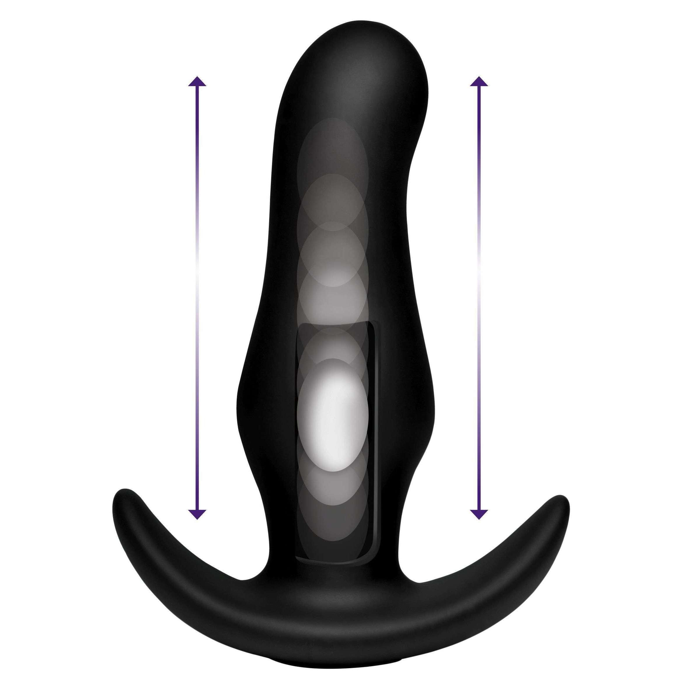 Kinetic Thumping 7X Prostate Anal Plug
