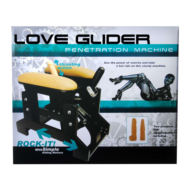 Love Glider Manual Rocker Sex Machine