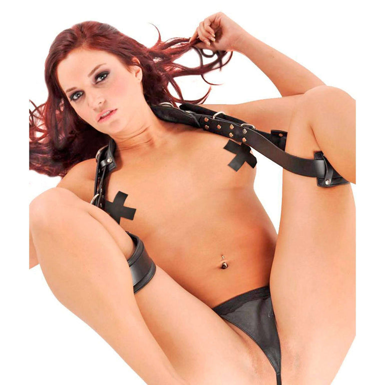 Open Wide Padded Thigh Sling Position Aid