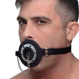 Pie Hole Silicone Feeding Gag