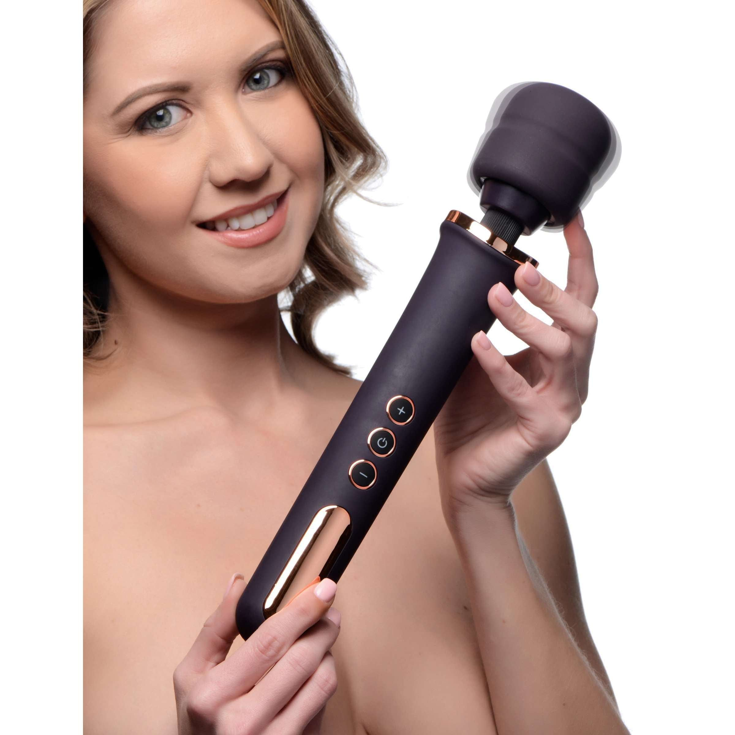 Scepter 50X Silicone Wand Massager
