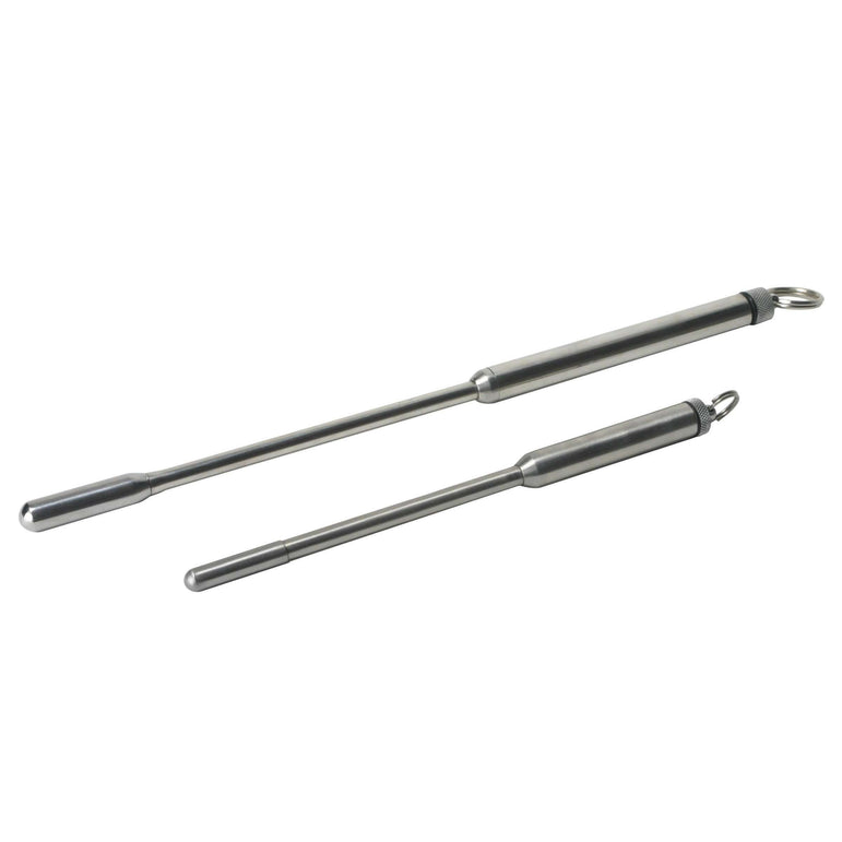 Stainless Steel Vibrating Urethral Sound - X-Large