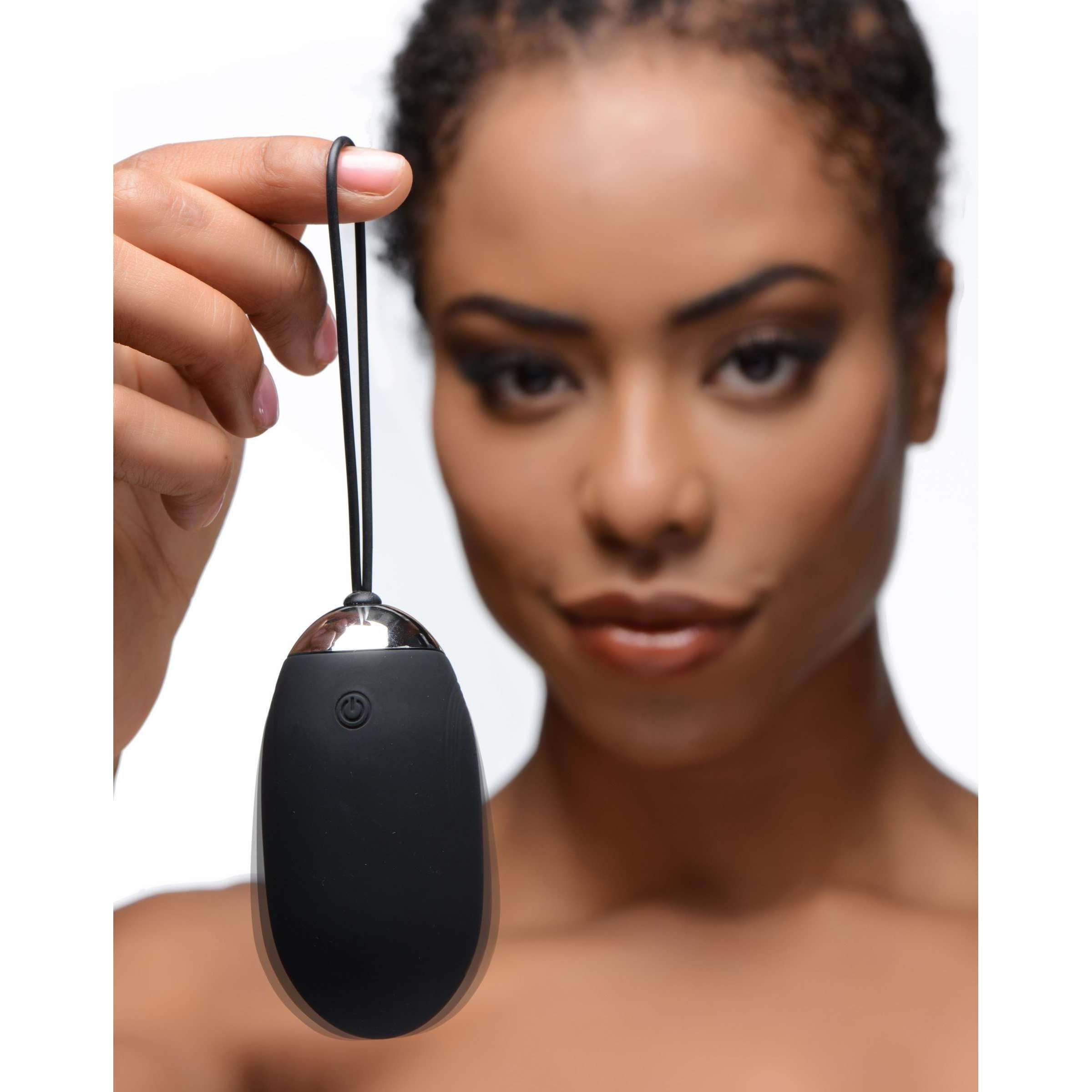 Thunder Egg 21X Silicone Vibrator with Remote Control