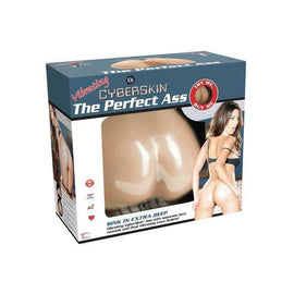 TLC CyberSkin Vibrating Perfect Ass - Light
