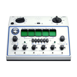 Zeus 6 Channel Deluxe Electrosex Power Box