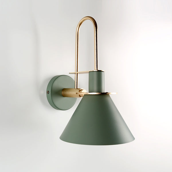 Adjustable Wall-Mounted Lamp