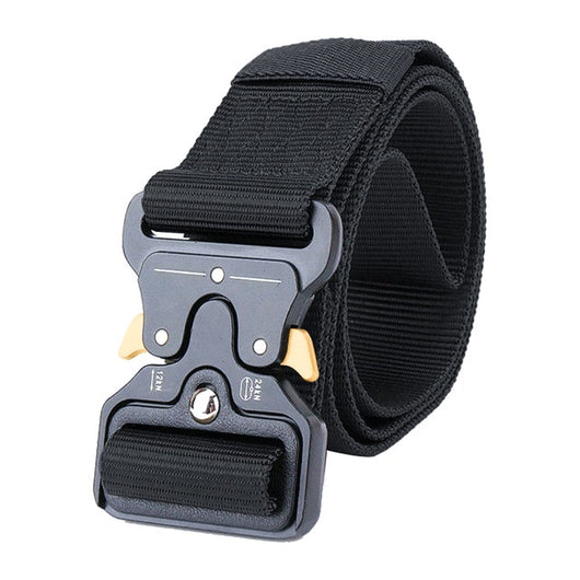 Wide Tactical Belt