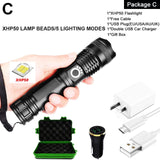 Rechargeable Powerful Flashlight