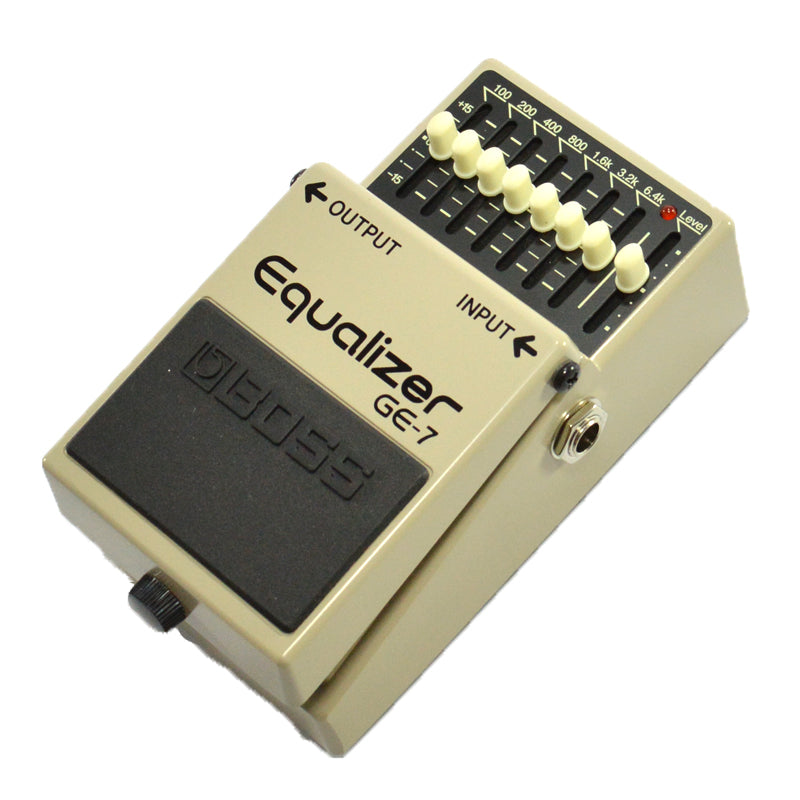 Boss GE-7 Equalizer