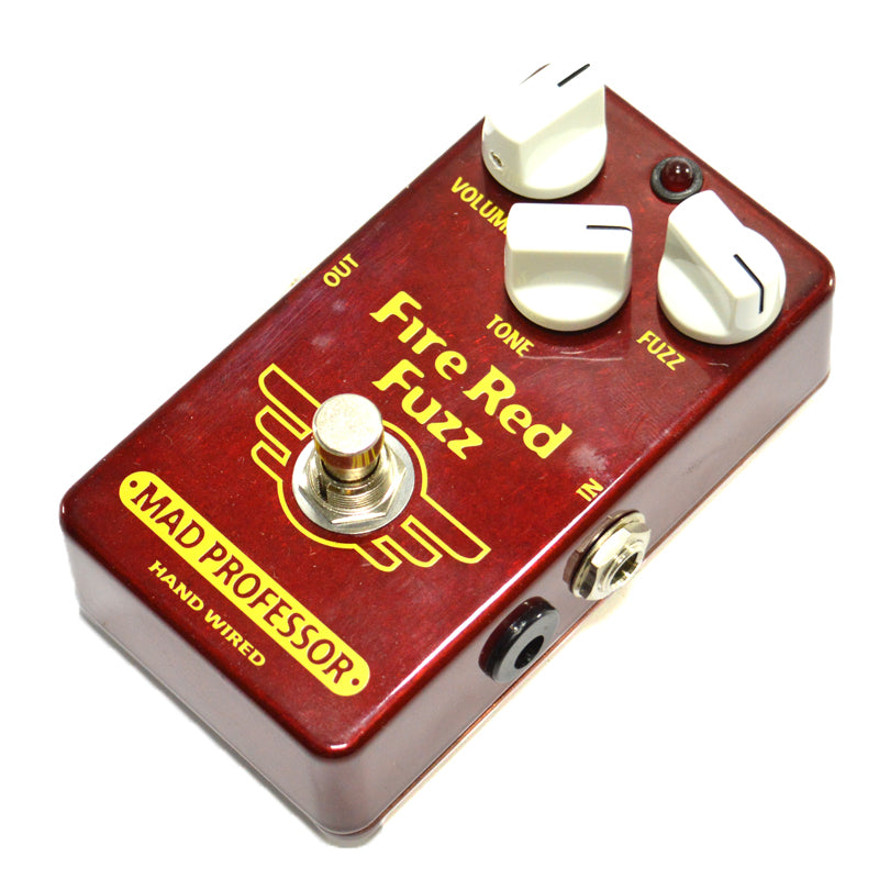 Mad Professor Handwired Fire Red Fuzz (TILAUSTUOTE)