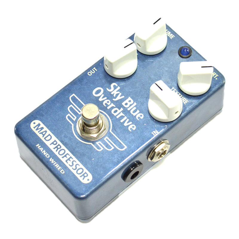 Mad Professor Handwired Sky Blue Overdrive