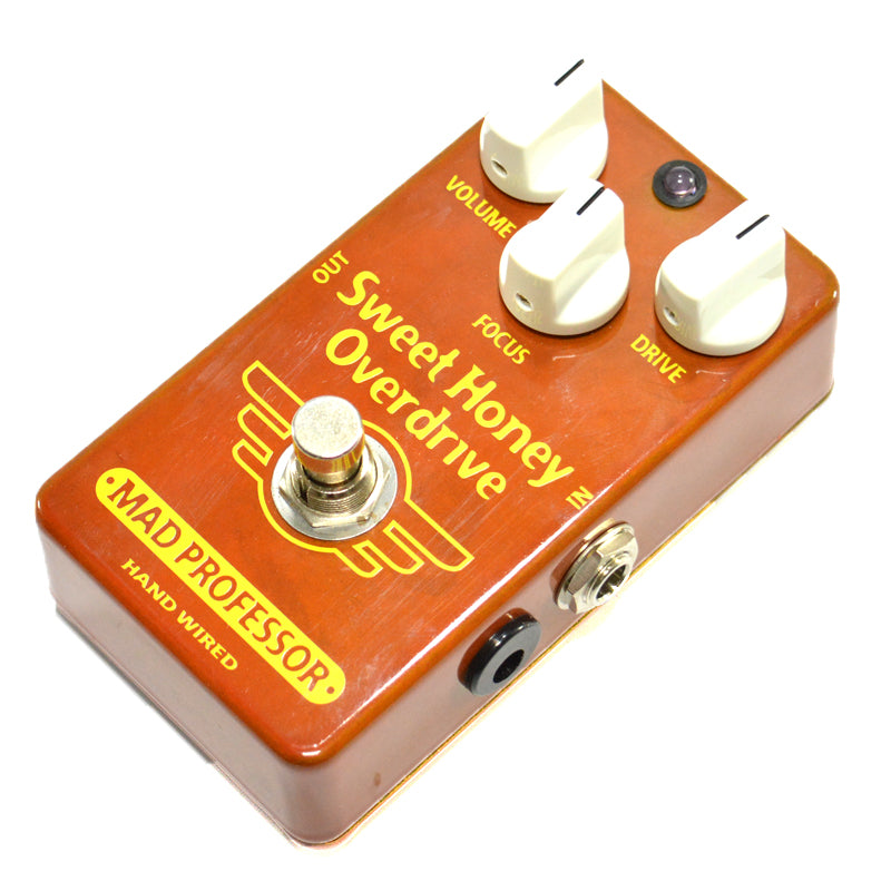 Mad Professor Handwired Sweet Honey Overdrive (TILAUSTUOTE)