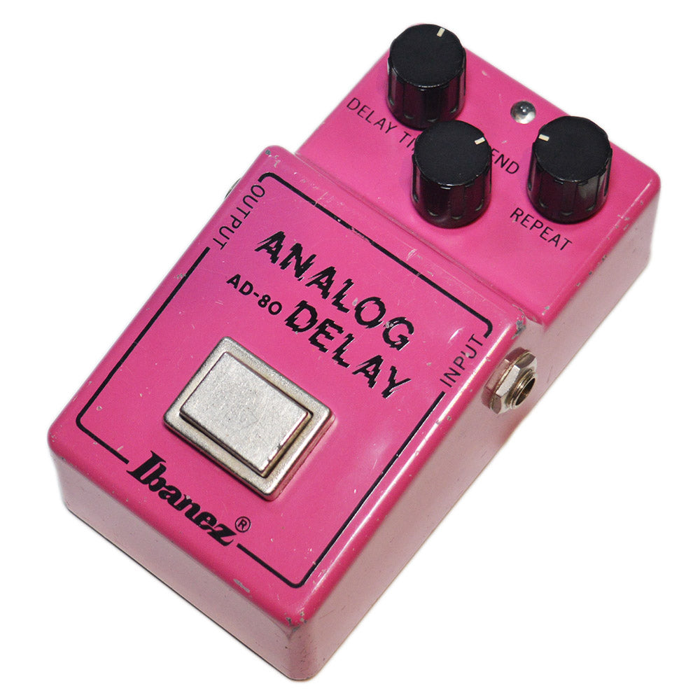 Ibanez AD-80 Analog Delay (second hand)
