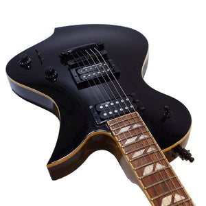 Fernandes Ravelle Elite Black with Sustainer (second hand)