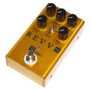 Revv G2 Limited Edition Gold