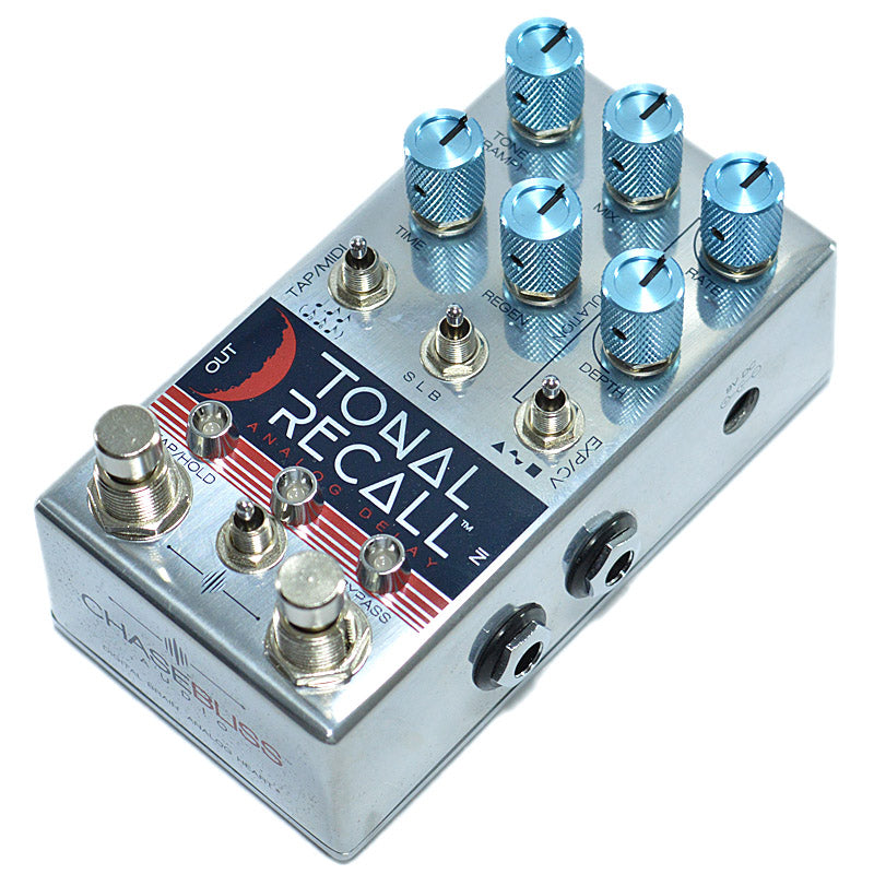 Chase Bliss Tonal Recall Delay