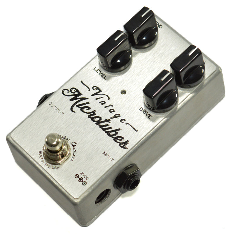 Darkglass Microtubes Vintage Bass Overdrive