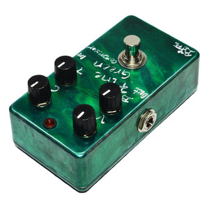 BJF Pine Green Compressor 4-Knob Version (SOLD OUT)
