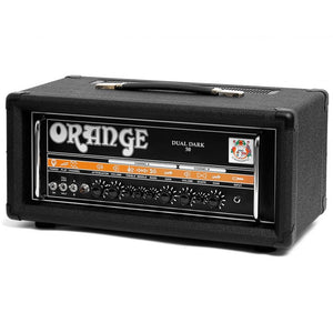 Orange Dual Dark 50 Kitaranuppi
