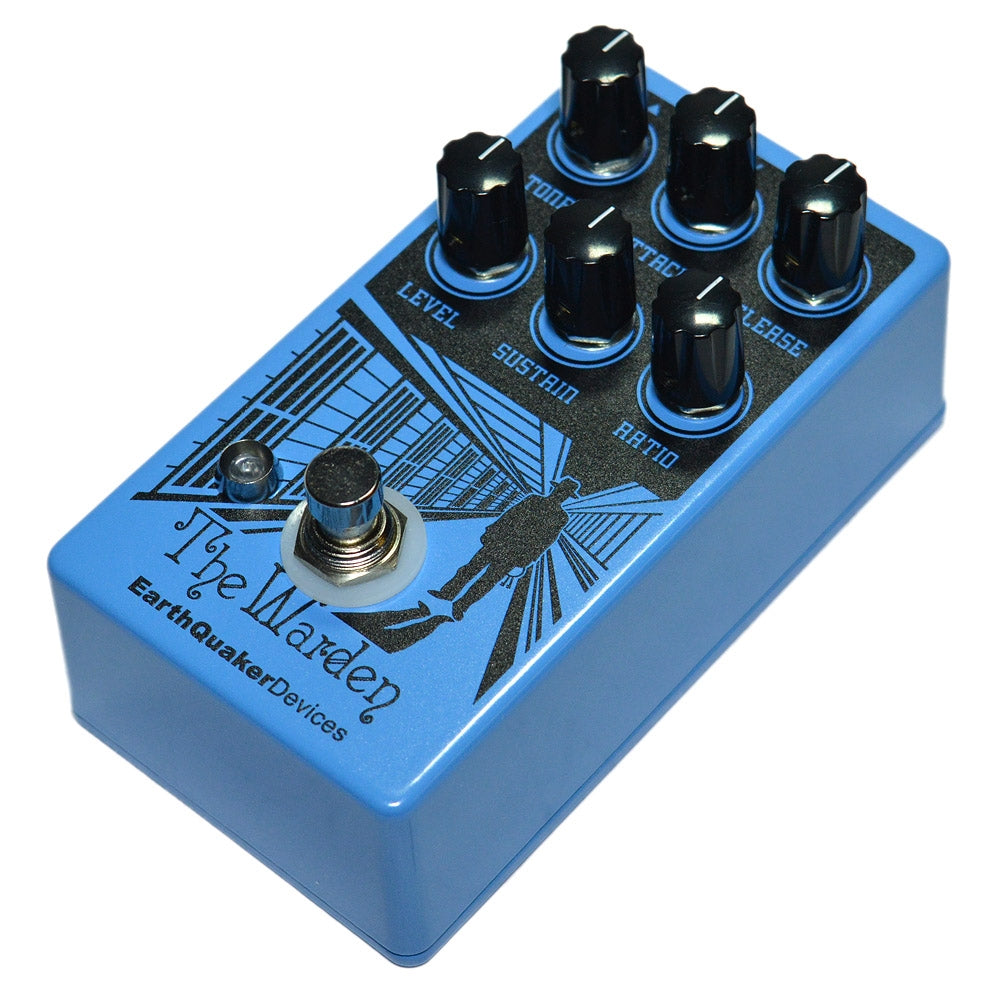 Earthquaker Devices Warden Compressor V2
