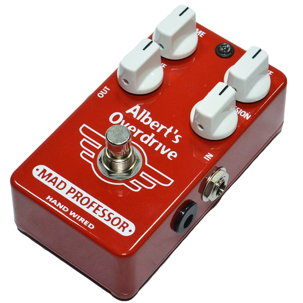Mad Professor Albert's Overdrive (SOLD OUT)