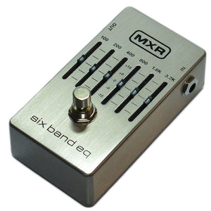 MXR 6-Band Graphic EQ M109S