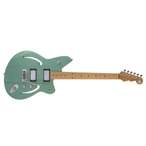 Reverend Airsonic W Metallic Alpine