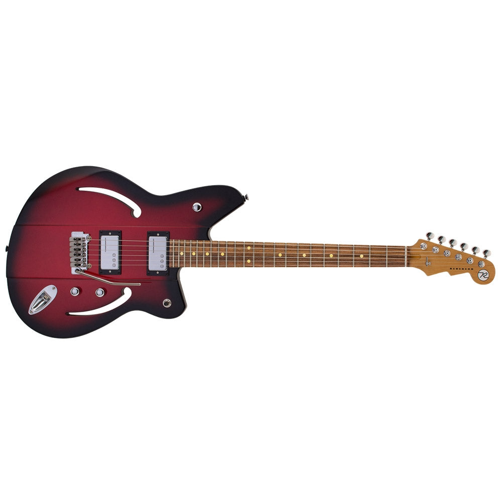 Reverend Airsonic W Metallic Red Burst
