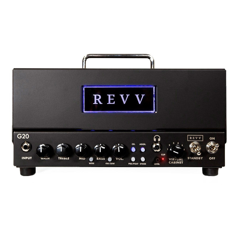 Revv G20 Head (ON HOLD)