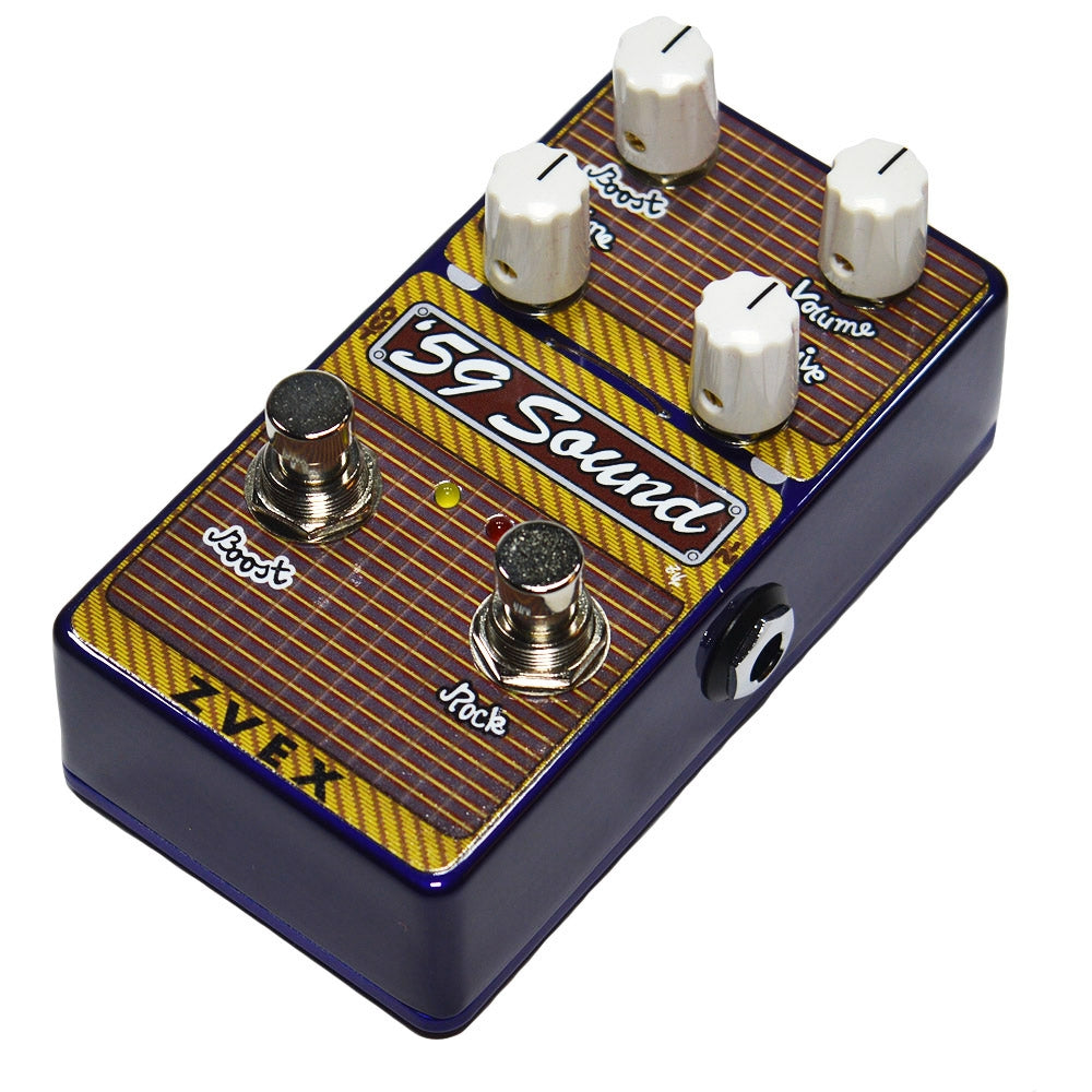 ZVex '59 Sound Overdrive Vertical