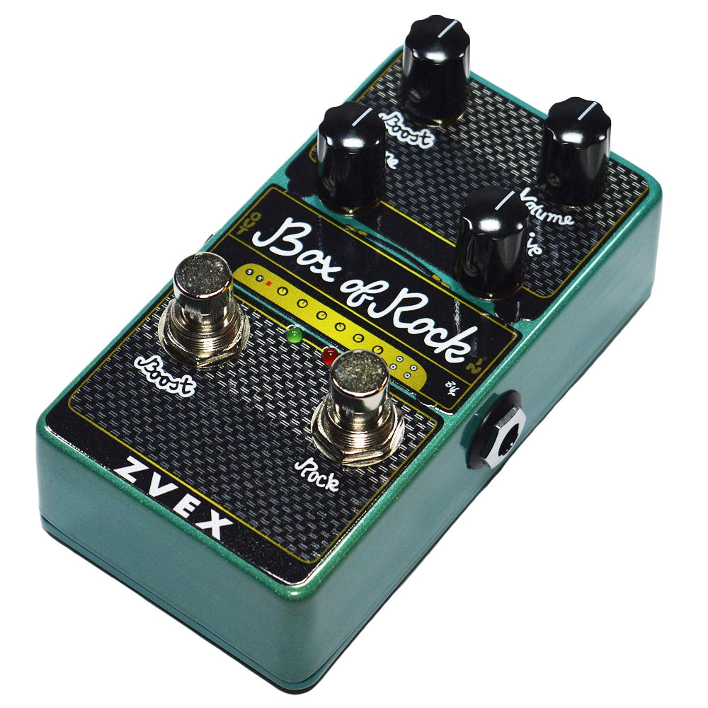 ZVex Box of Rock Vexter Vertical