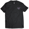LIVE STOKED T-SHIRT - BLACK - STKD - Surfer's Club