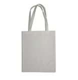 100 Natural Tote Bags With Custom One Colour Prints
