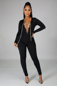 Stop & Stare  Jumpsuit