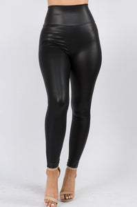 Jesse  leather leggings