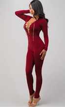 Load image into Gallery viewer, Stop & Stare  Jumpsuit